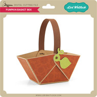 Pumpkin Basket Box