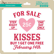 For Sale Kisses