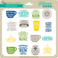 Coffee Phrase Bundle 3