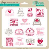 Valentine Phrase Bundle 2