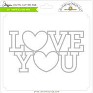 Love Notes - Love You