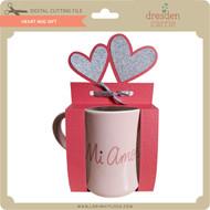 Heart Mug Gift