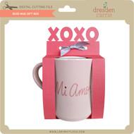 XOXO Mug Gift Box