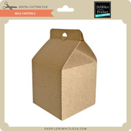 Milk Carton 2