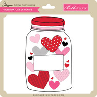Valentina Jar of Hearts