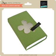 Four Leaf Clover Slider Box