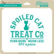 Spoiled Cat Treat Co 2