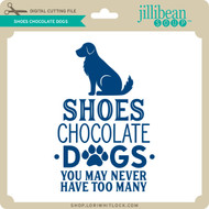 Shoes Chocolate Dogs