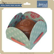 Petal Shape Treat Holder