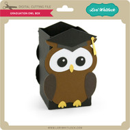 Graduation Owl Box