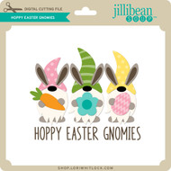 Hoppy Easter Gnomies