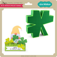 3D St Patrick's Project Bundle