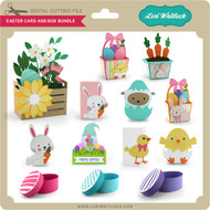 Easter Card and Box Bundle