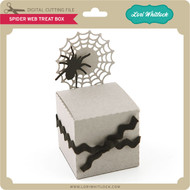 Spider Web Treat Box