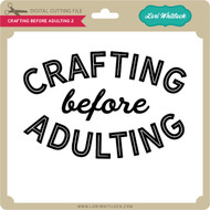 Crafting Before Adulting 2