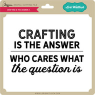 Crafting Is The Answer 3