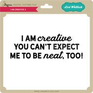I Am Creative 3