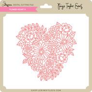 Flower Heart 9