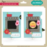 5x7 Iris Shutter Card Oven