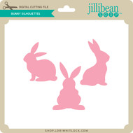 Bunny Silhouettes