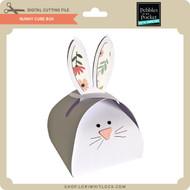 Bunny Cube Box