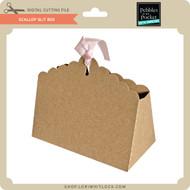 Scallop Slit Box