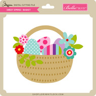 Sweet Spring - Basket