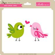Sweet Spring - Birds