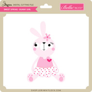 Sweet Spring - Bunny Girl