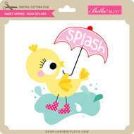 Sweet Spring - Duck Splash