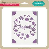 A2 Insert Card Congrats 2