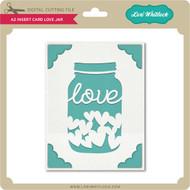 A2 Insert Card Love Jar