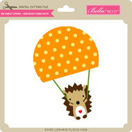 BB Simply Spring - Hedgehog Parachute