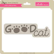 Chloe - Good Cat Tile