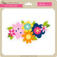 Chloe - Flower Cluster