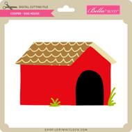 Cooper Dog House