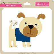 Cooper Tan Dog