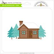 Winter Wonderland - Cabin