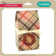 Autumn Leaf Box