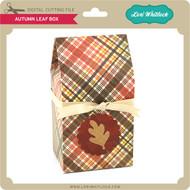 Autumn Leaf Box