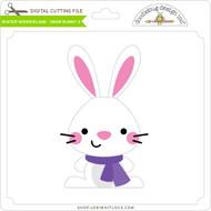 Winter Wonderland - Snow Bunny 2