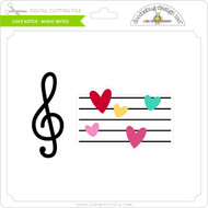 Love Notes - Music Notes