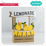 Box Card Lemonade