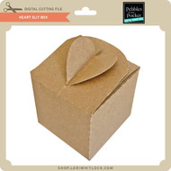 Heart Slit Box