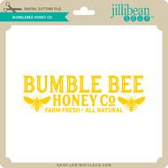 Bumblebee Honey Co