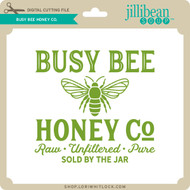 Busy Bee Honey Co