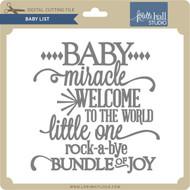 Baby List