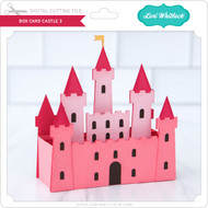 Box Card Castle 3