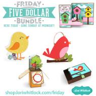 Friday $5 Bundle #85