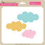 Sunshine & Happiness - Clouds